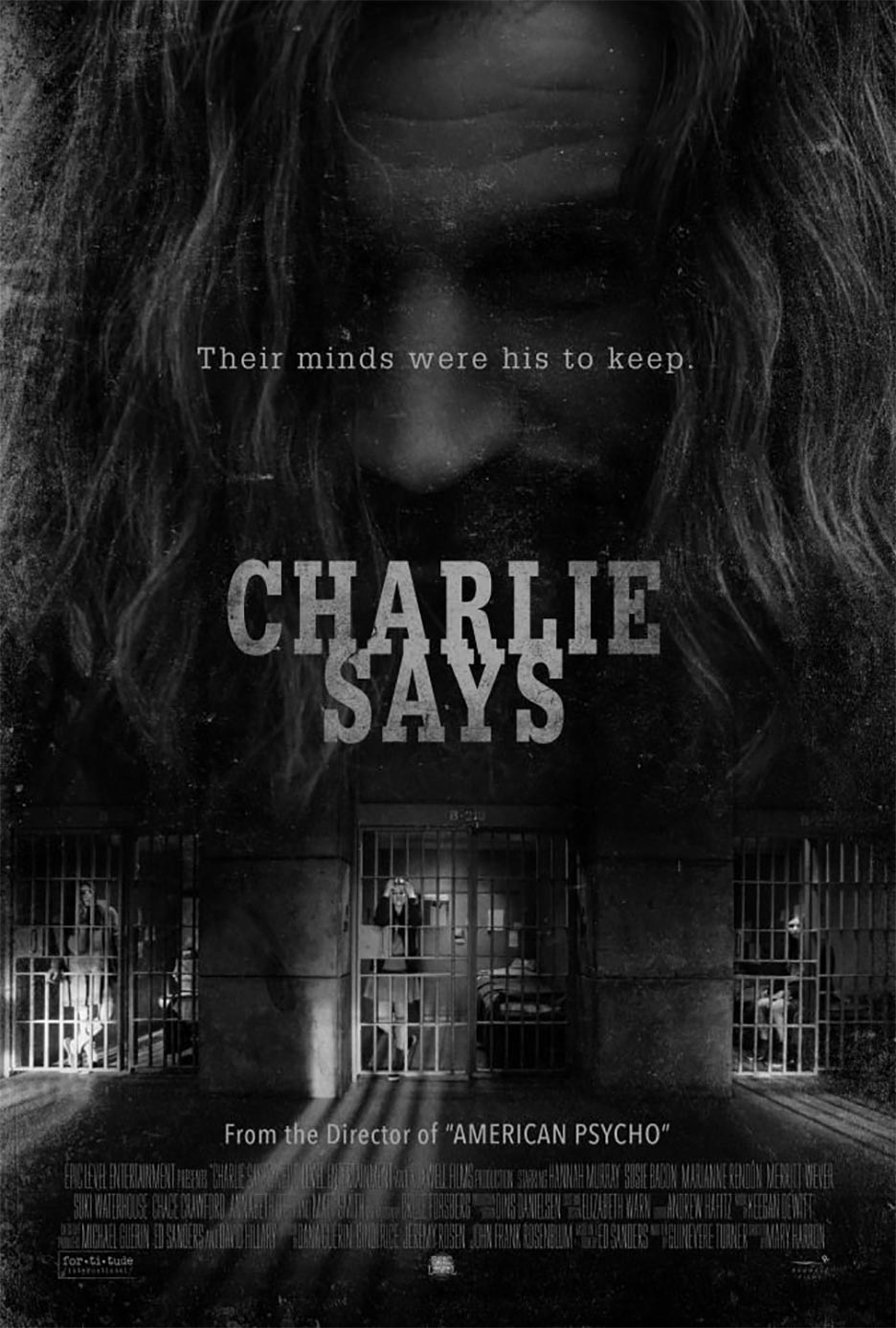 Charlie Says Poster #1