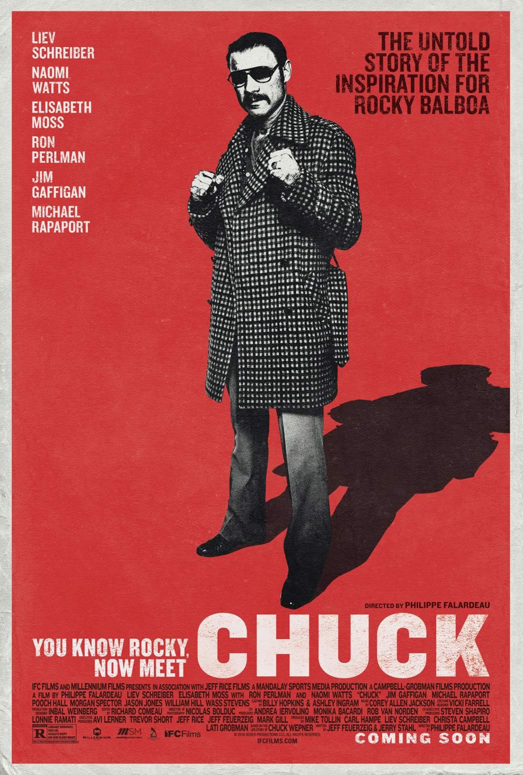 Chuck Poster #1