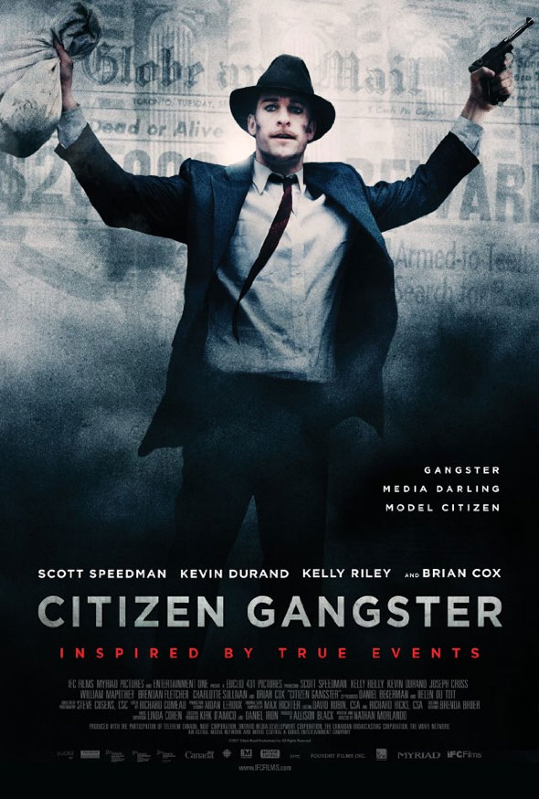 Citizen Gangster Poster #1