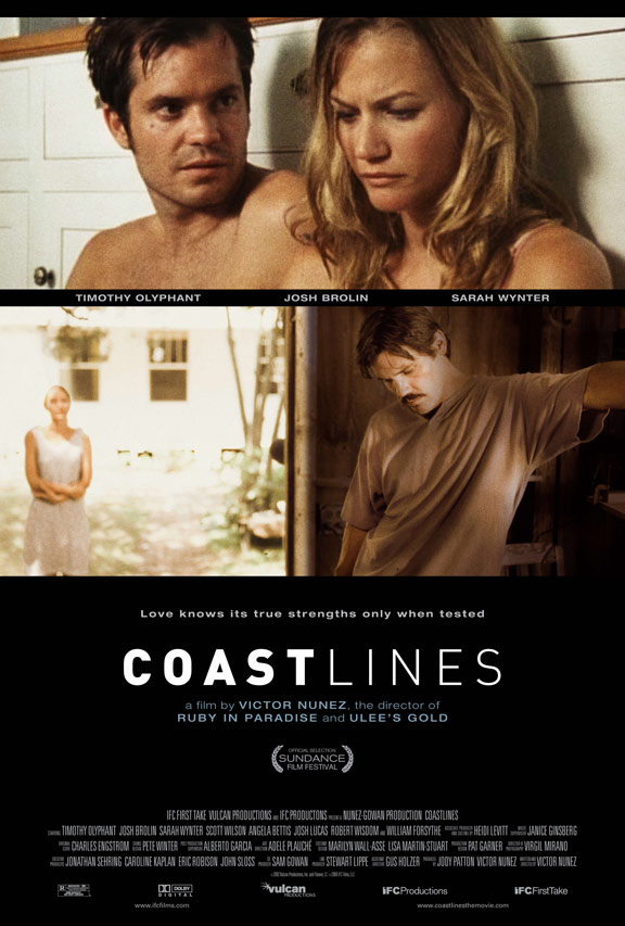 Coastlines Poster #1
