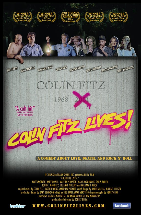 Colin Fitz Lives! Poster #1