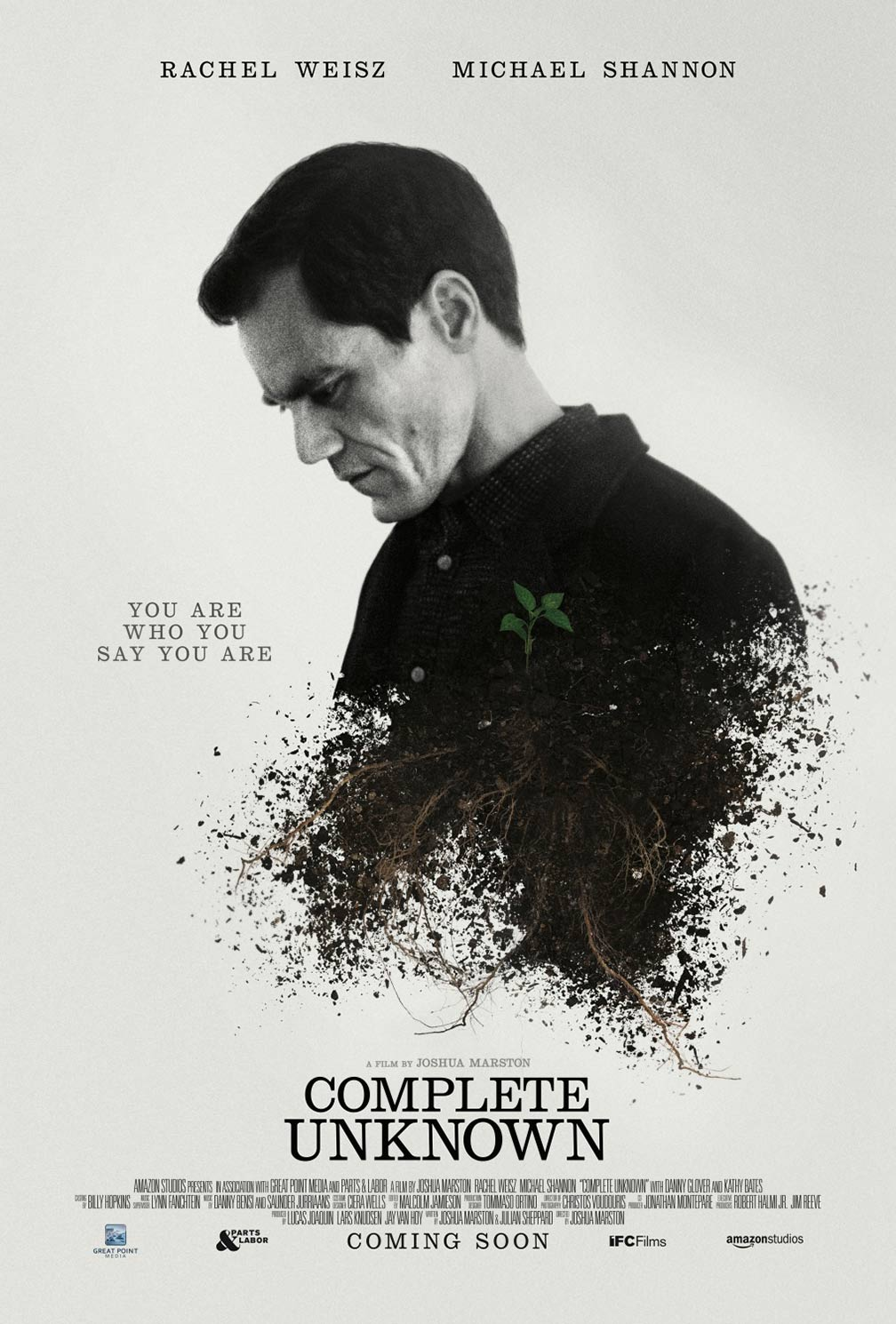 Complete Unknown Poster #3