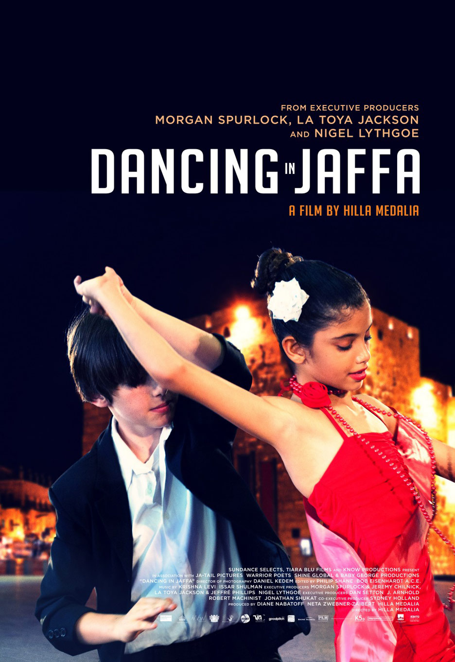 Dancing in Jaffa Poster #1