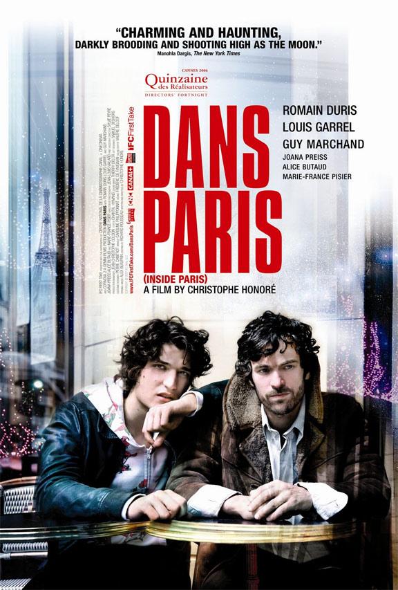 Dans Paris Poster #1