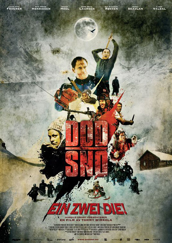 Dead Snow Poster #2