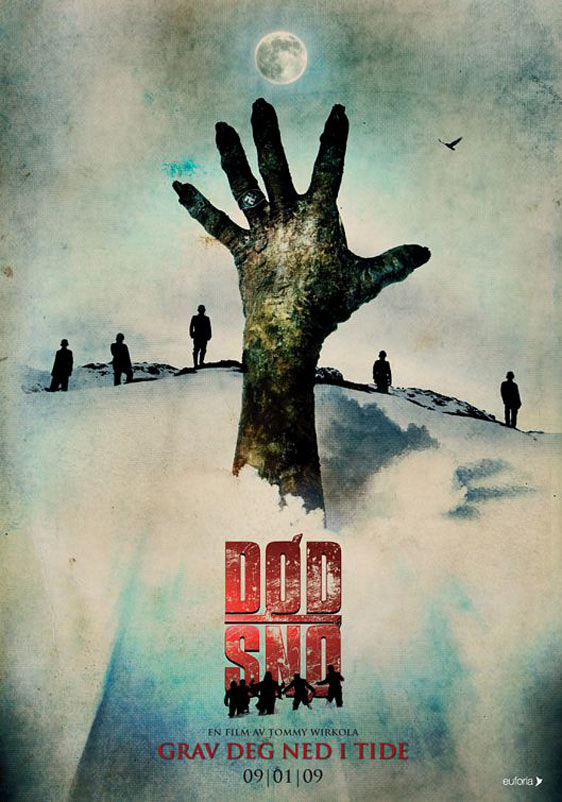 Dead Snow Poster #4