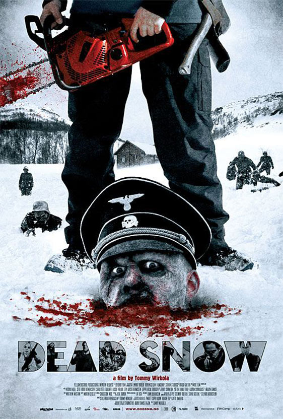 Dead Snow Poster #1
