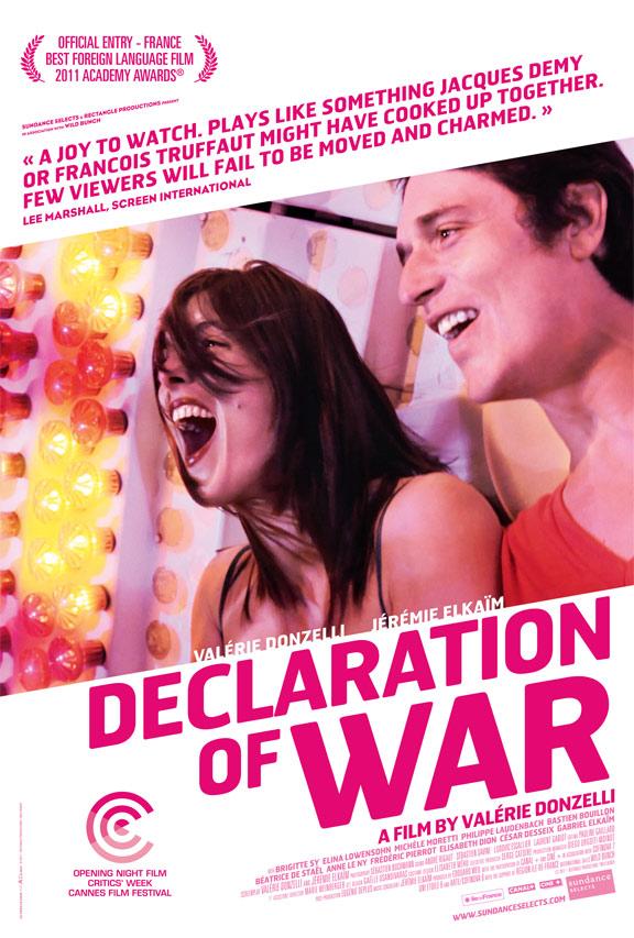Declaration of War Poster #1