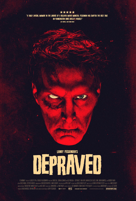 Depraved Poster #1