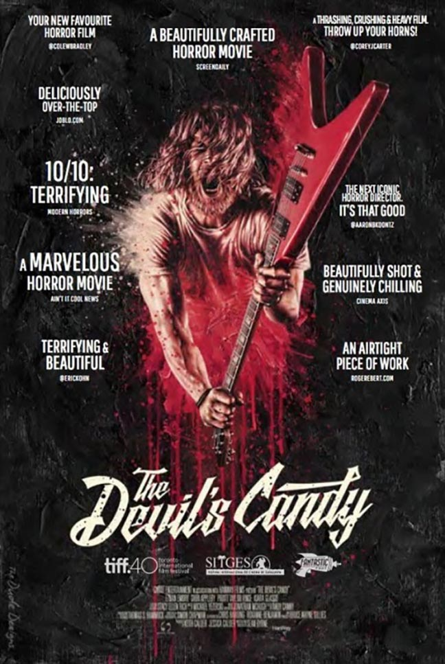 The Devil's Candy Poster #1