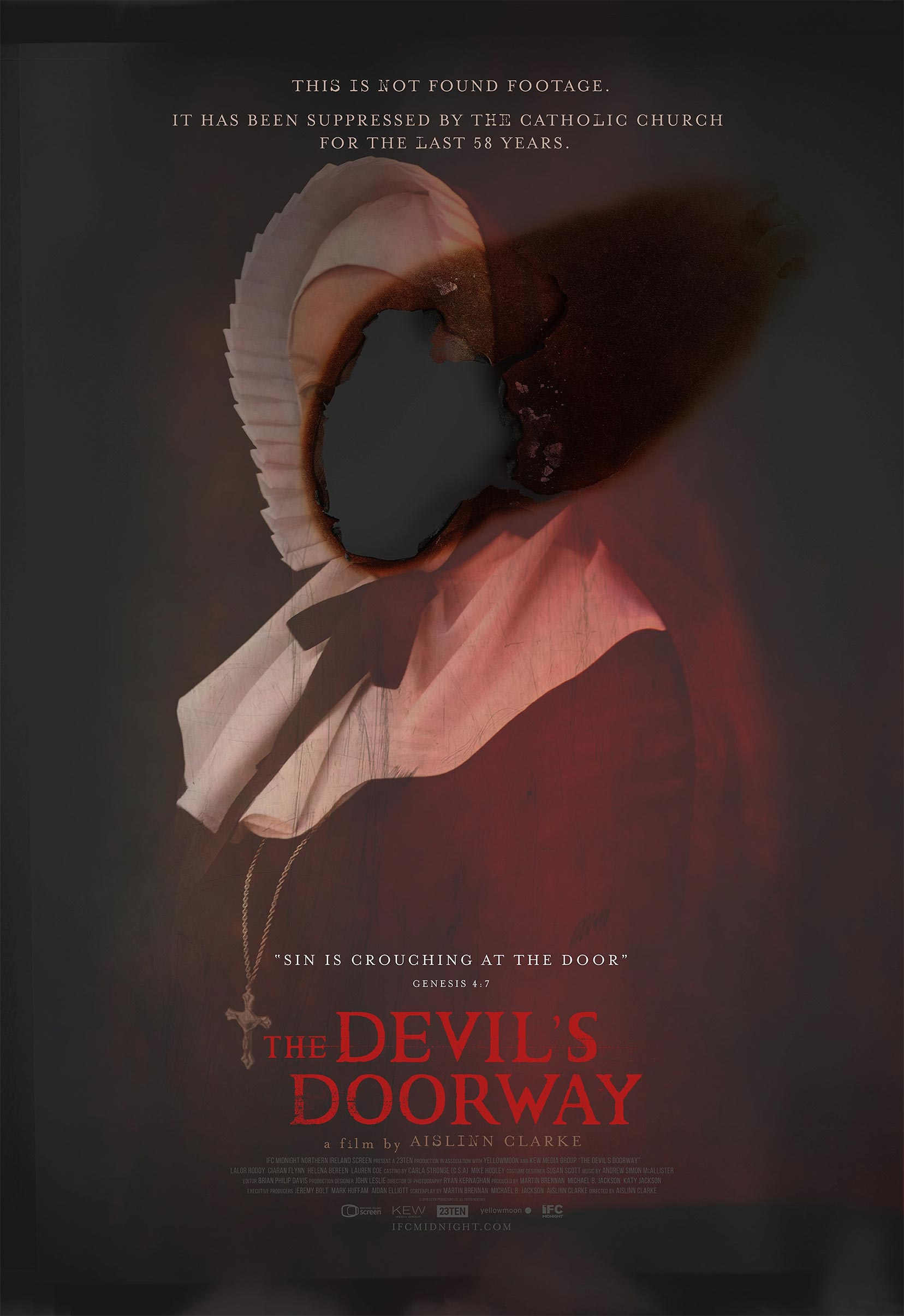 The Devil's Doorway Poster #1