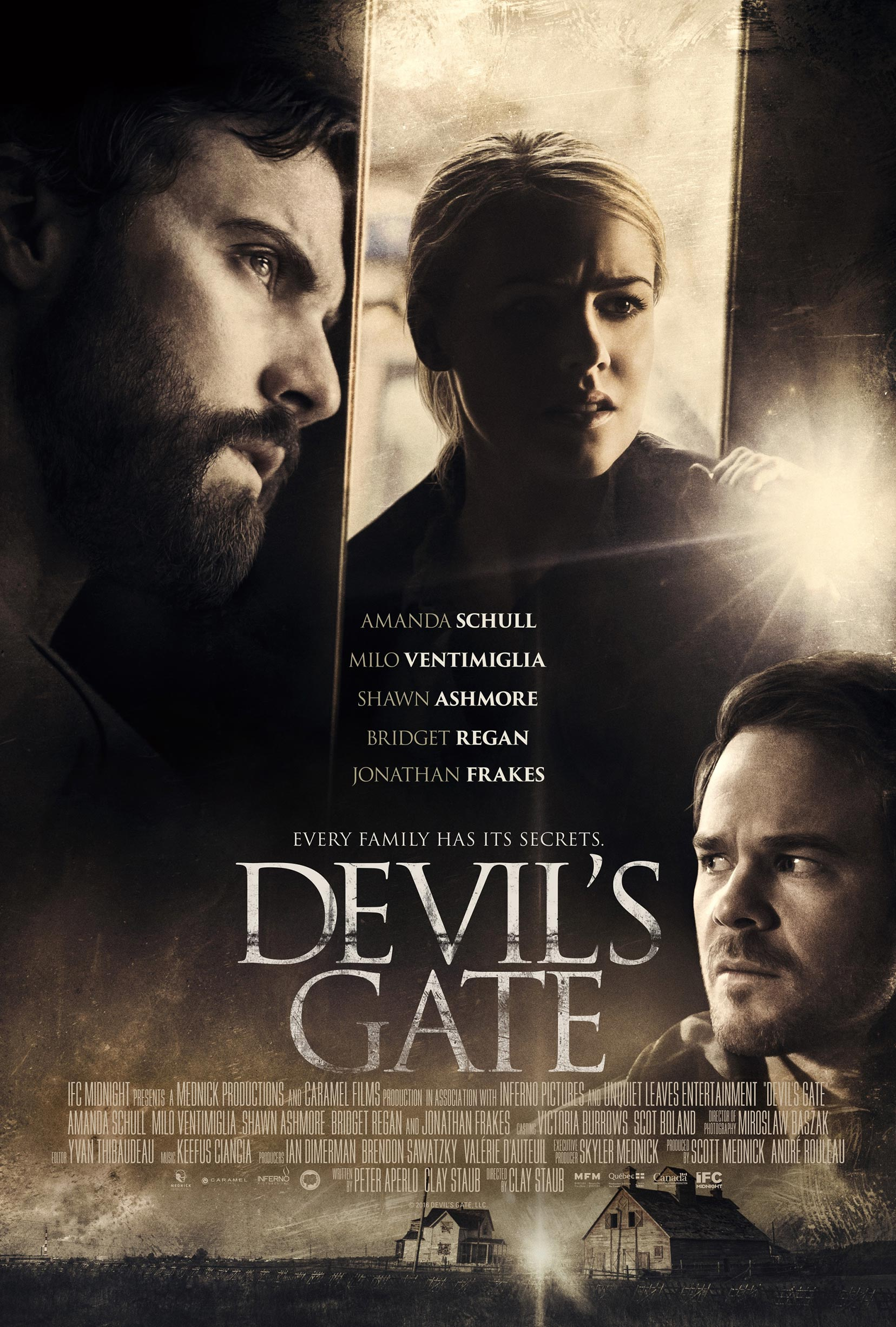 Devil's Gate Poster #1