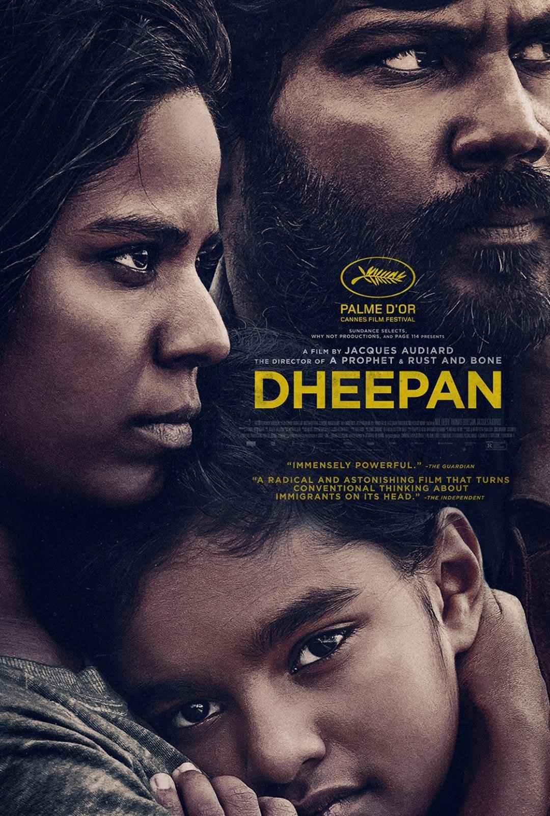 Dheepan Poster #2