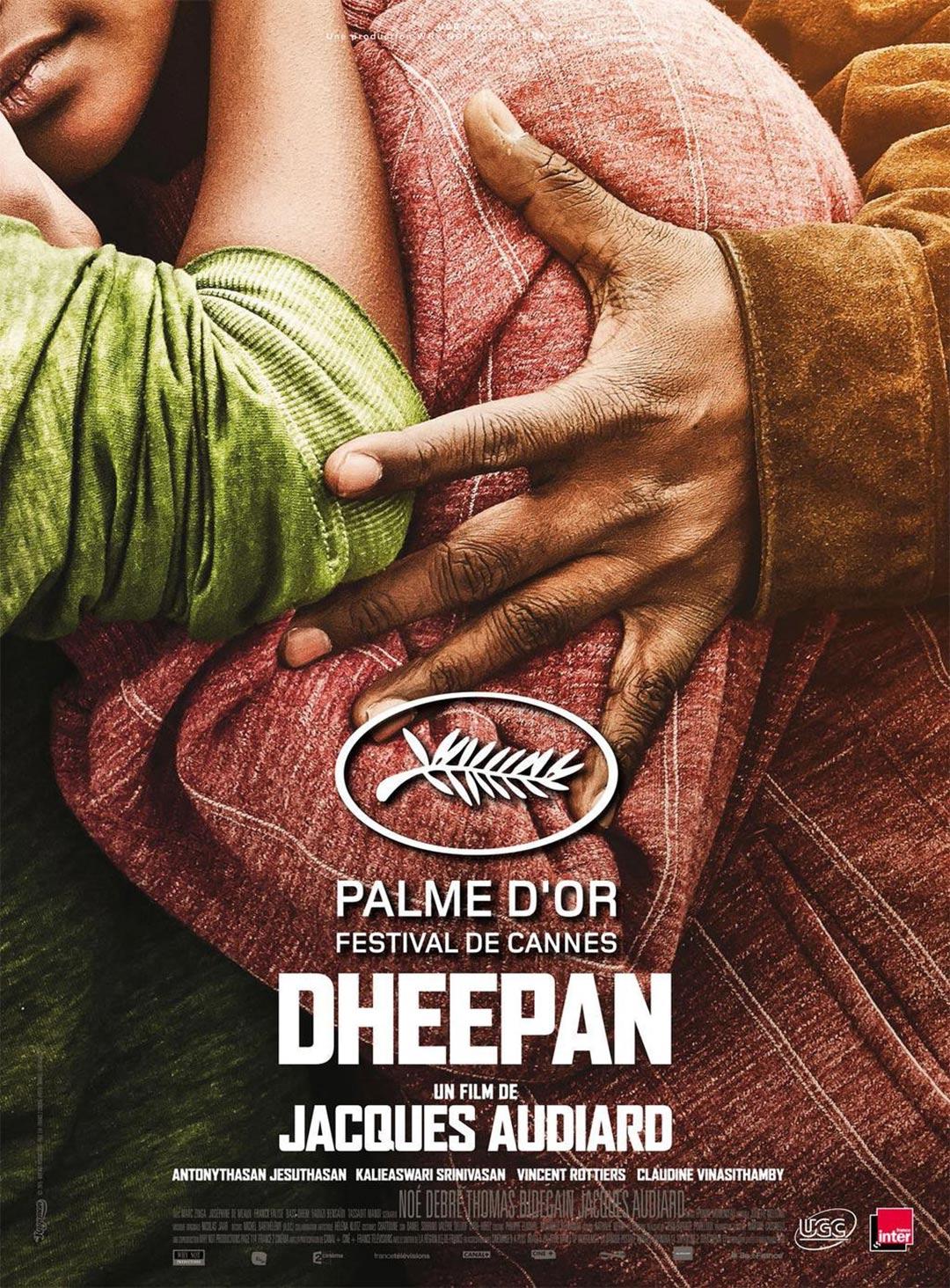 Dheepan Poster #1
