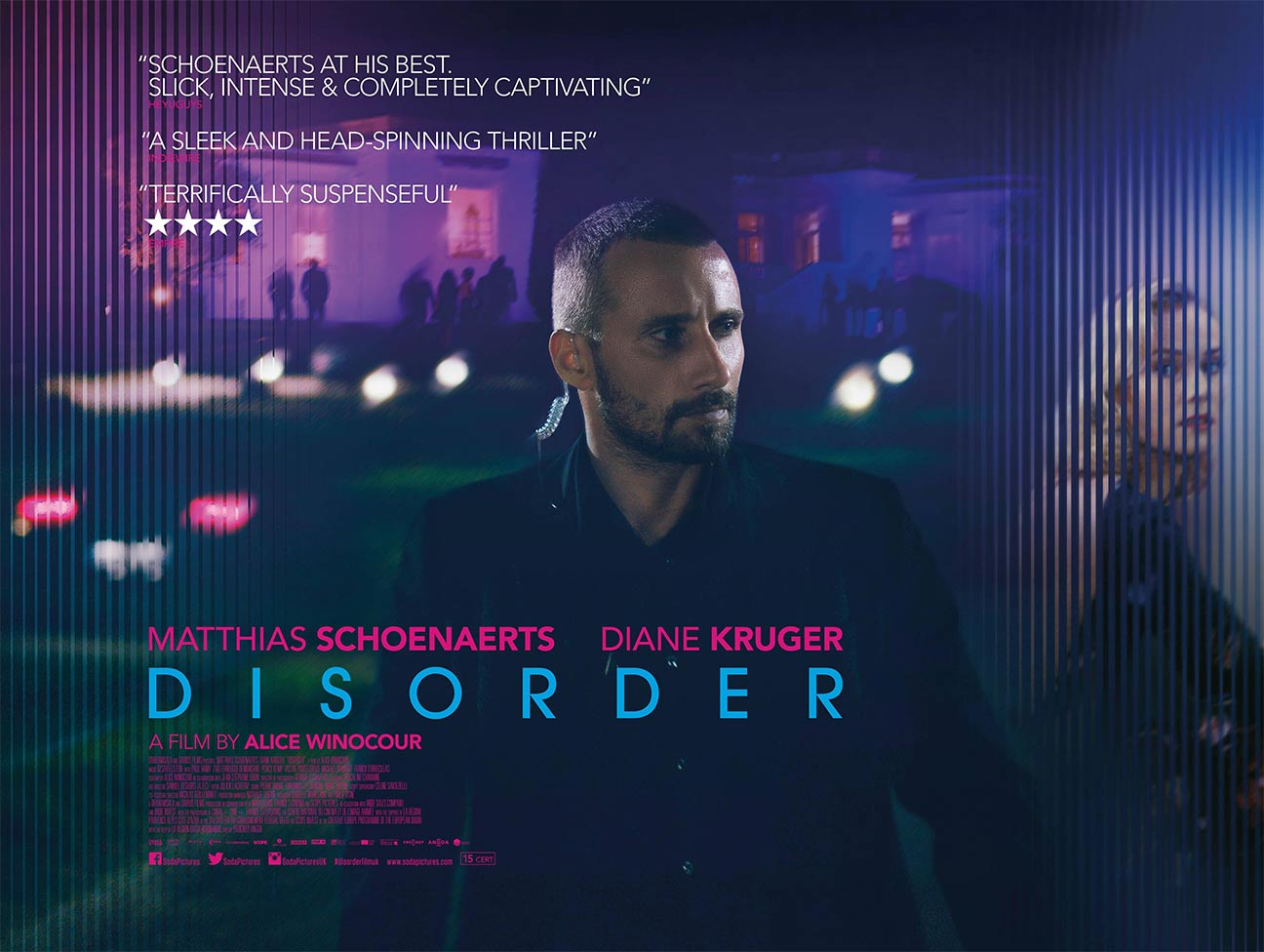 Disorder Poster #1