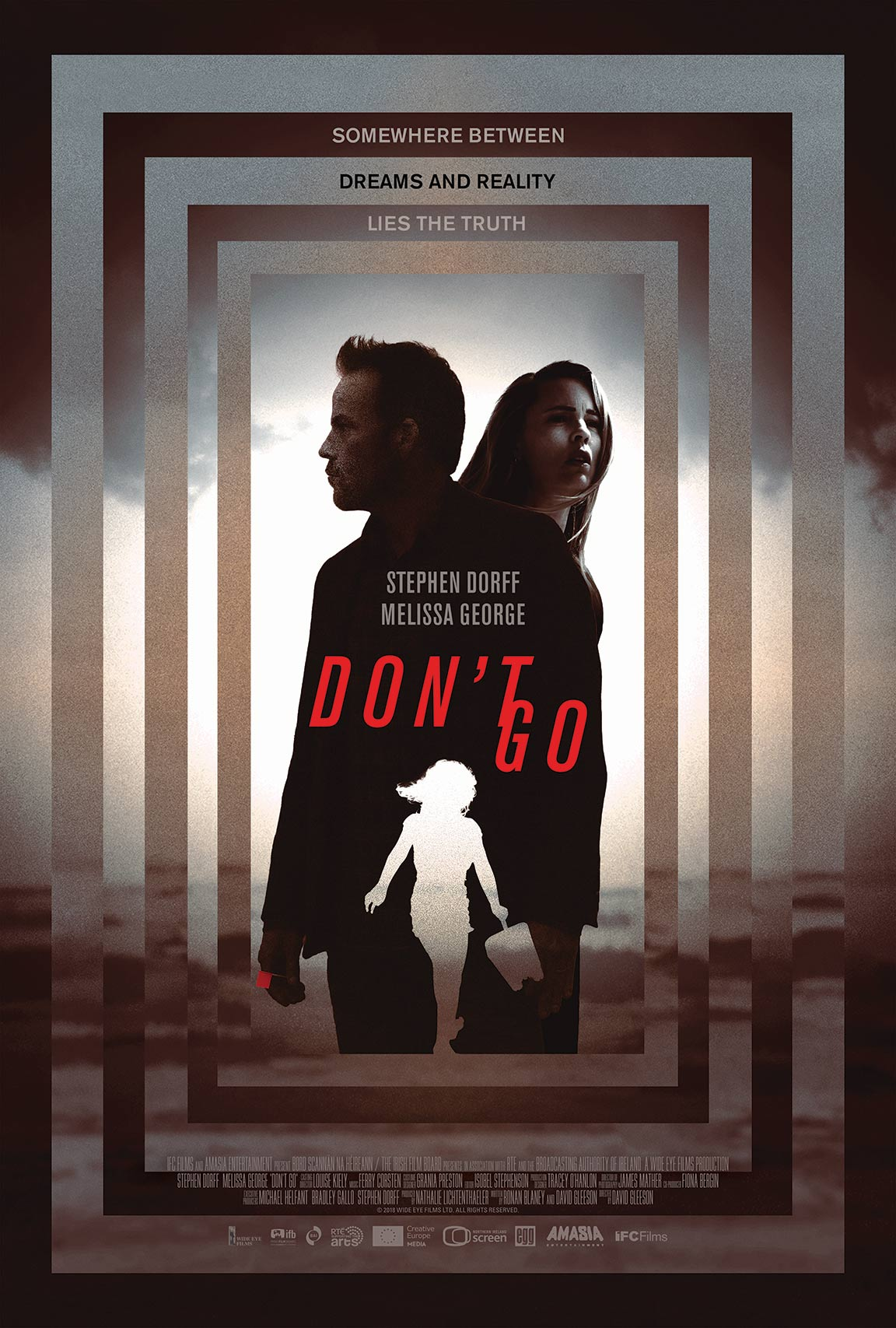 Don't Go Poster #1