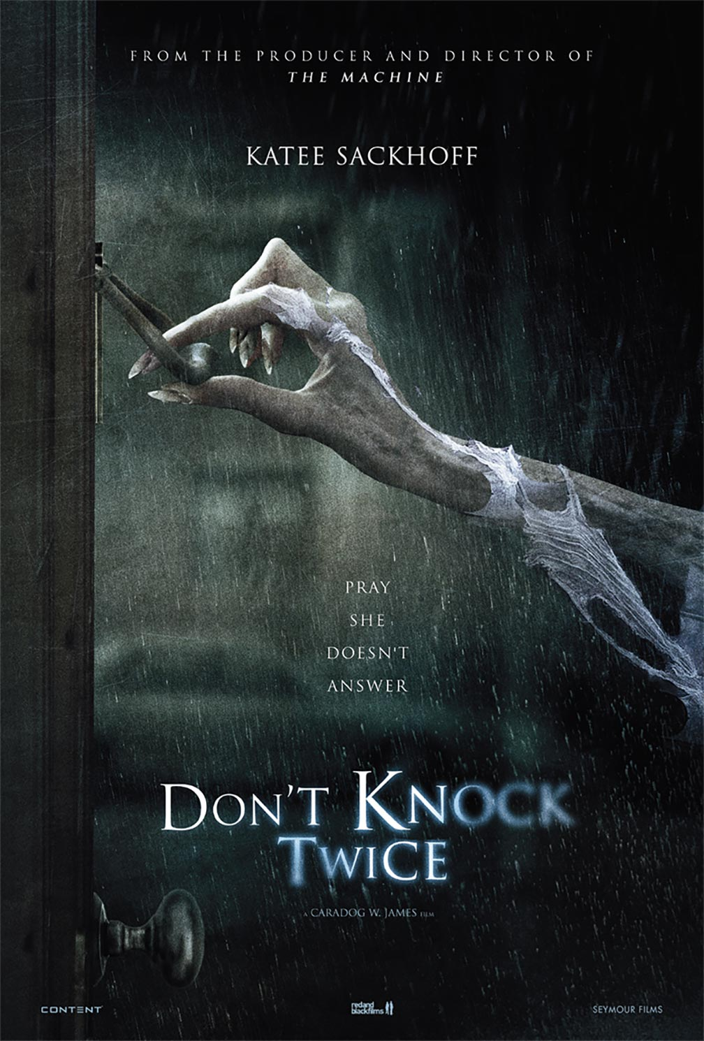 Don't Knock Twice Poster #1