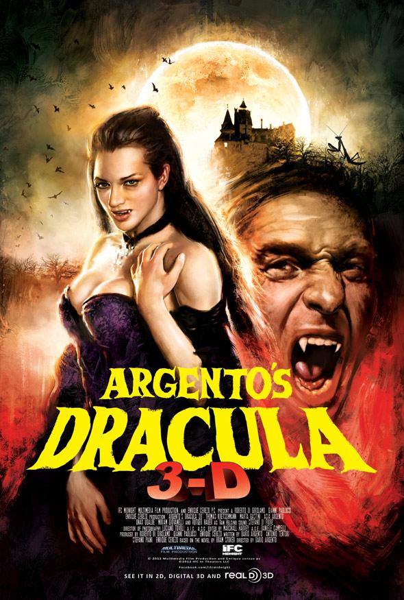 Dracula 3D Poster #1