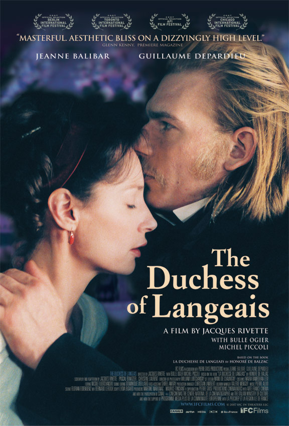 The Duchess of Langeais Poster #1