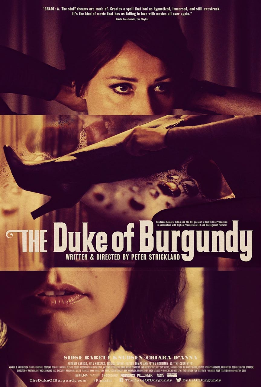 The Duke of Burgundy Poster #1