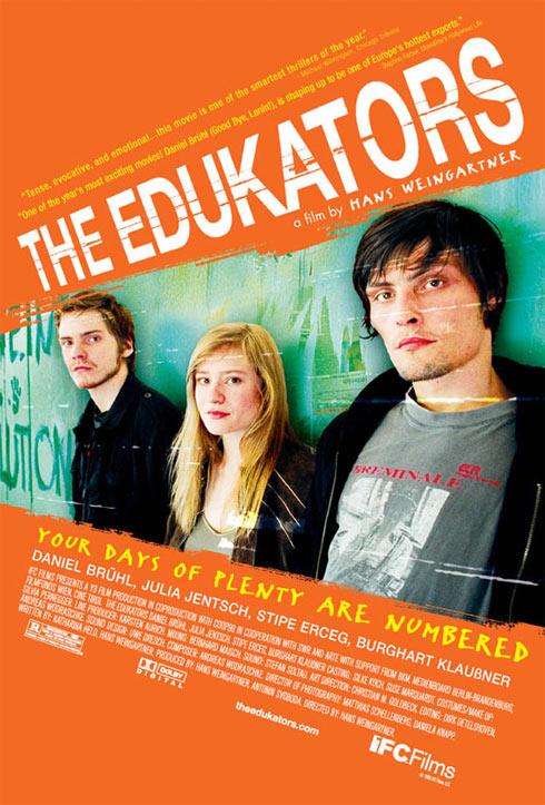 The Edukators Poster #1