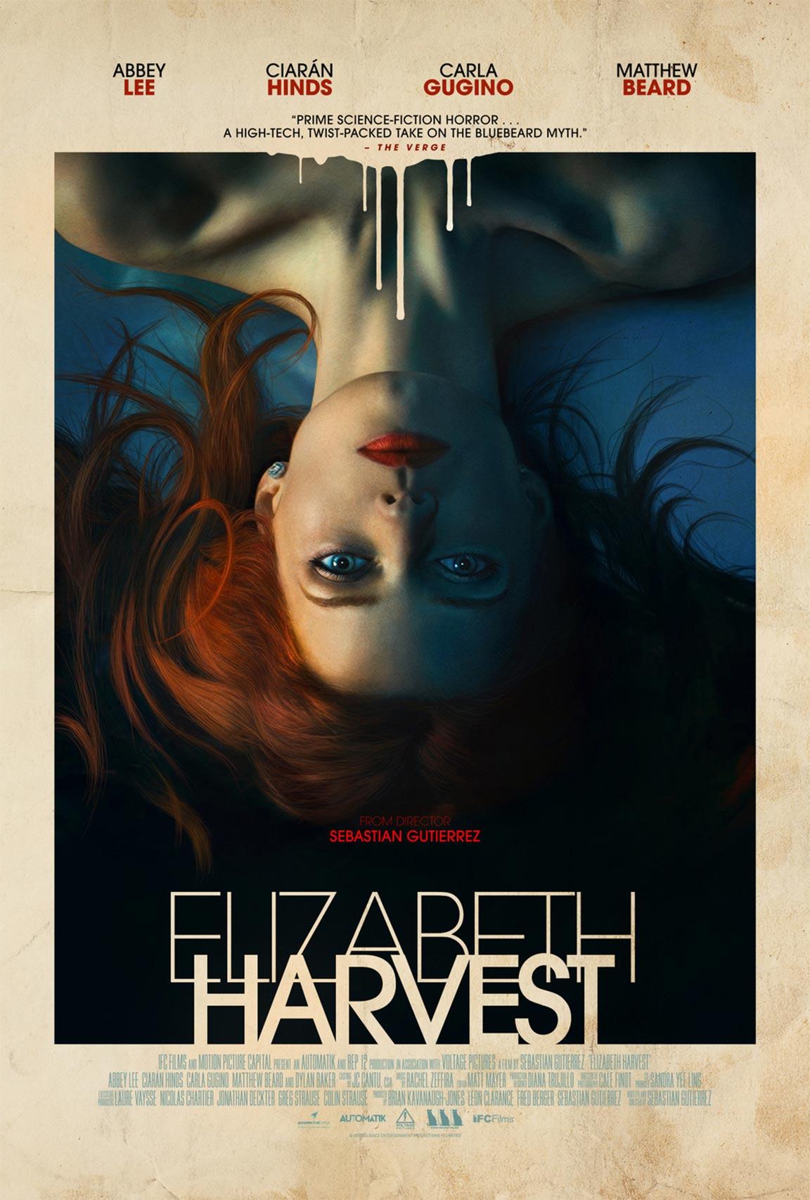Elizabeth Harvest Poster #1