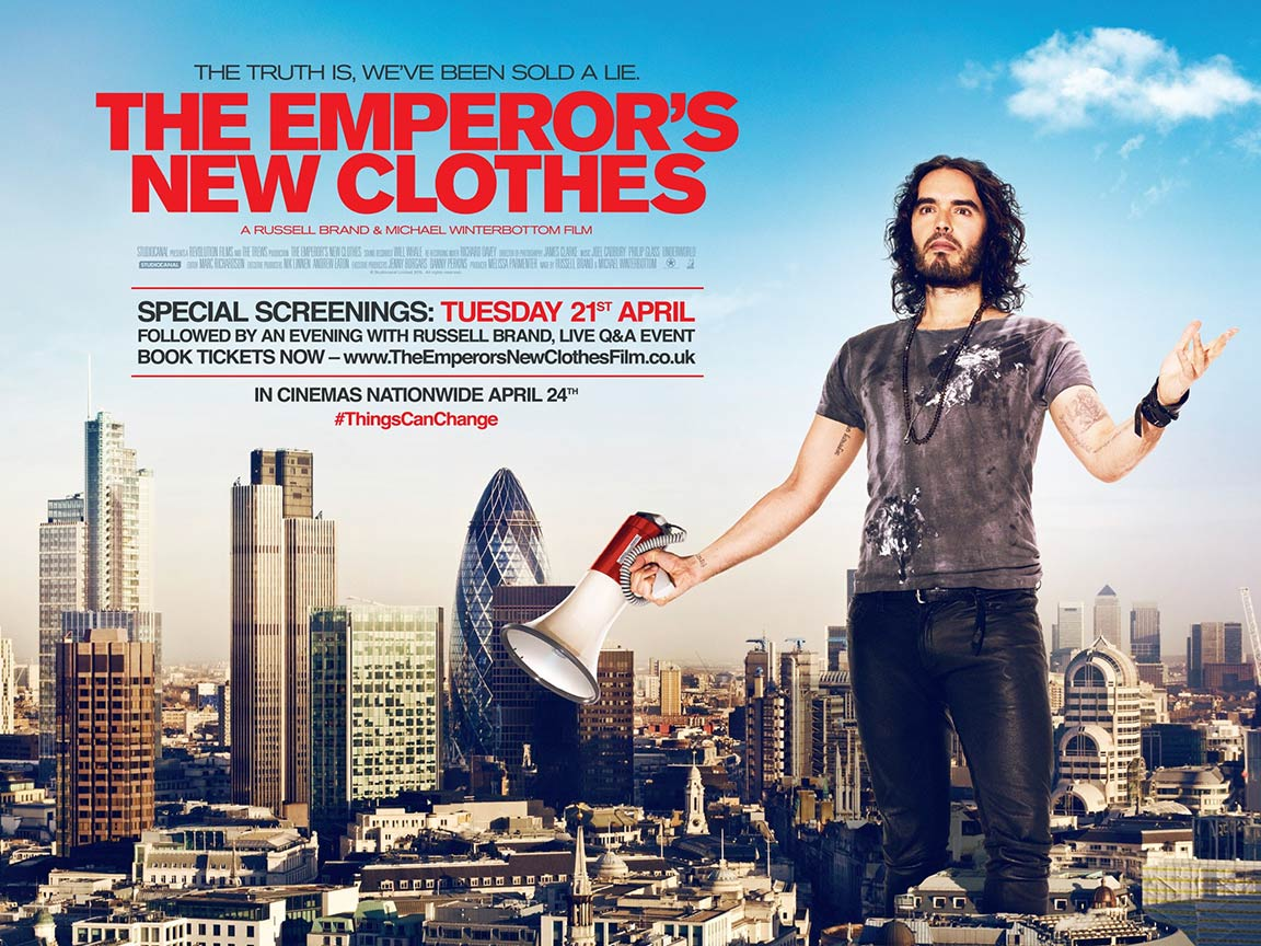 The Emperor's New Clothes Poster #1