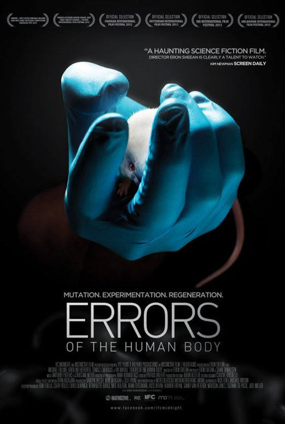 Errors of The Human Body Poster #2
