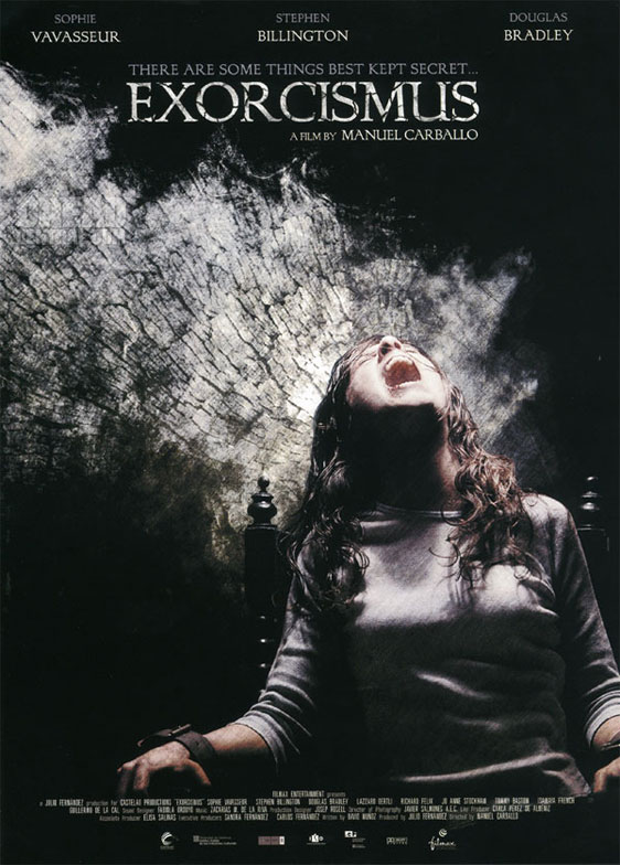 Exorcismus Poster #3