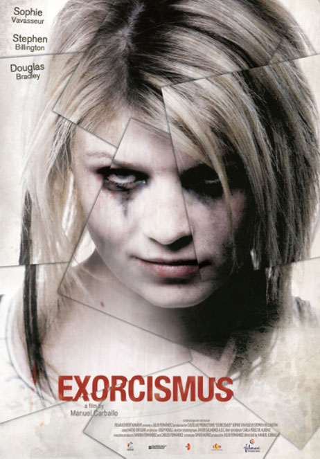 Exorcismus Poster #1