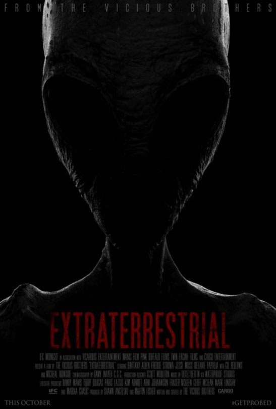 Extraterrestrial Poster #1