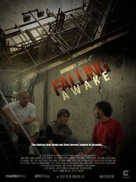 Falling Awake Poster #2