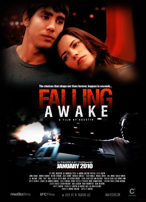 Falling Awake Poster #1