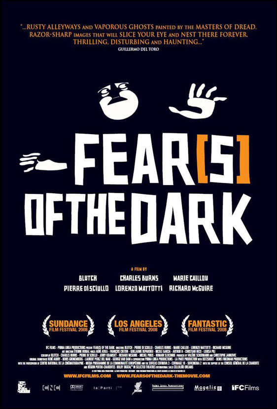 Fear(s) of the Dark Poster #1