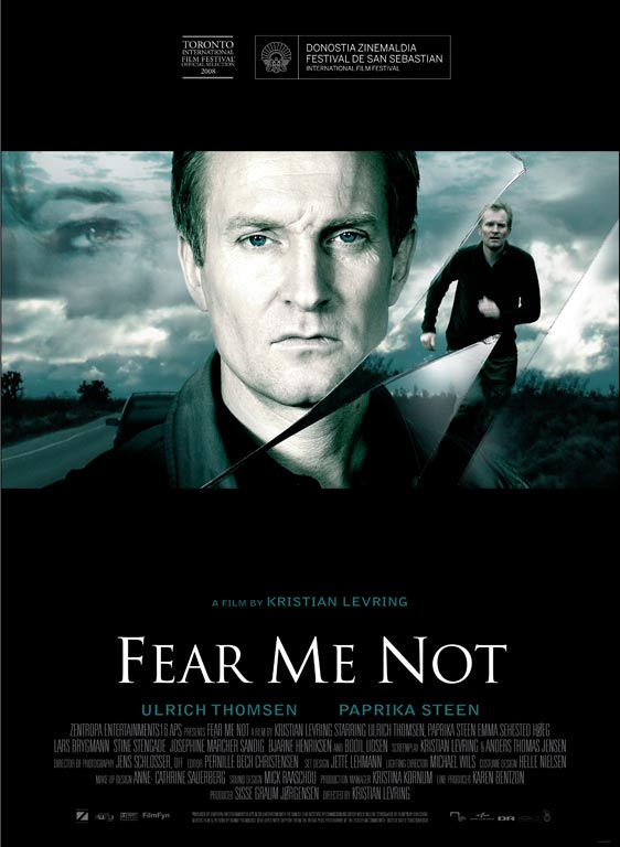 Fear Me Not Poster #1