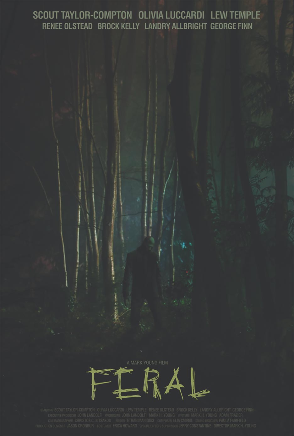 Feral Poster #1