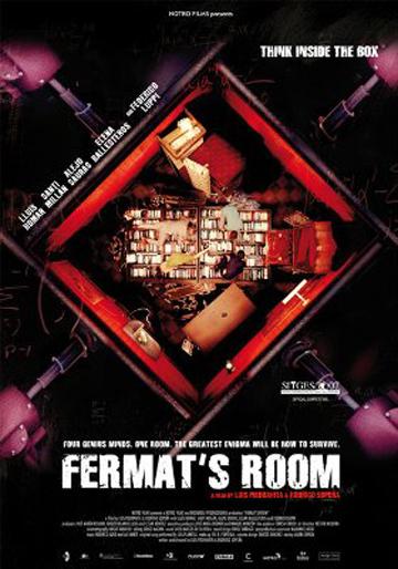 Fermat's Room (La Habitación de Fermat) Poster #1