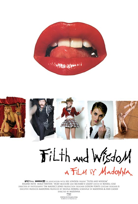 Filth and Wisdom Poster #1