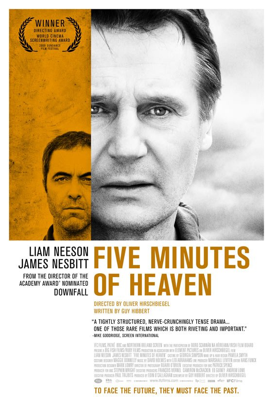 Five Minutes Of Heaven Trailer Deutsch
