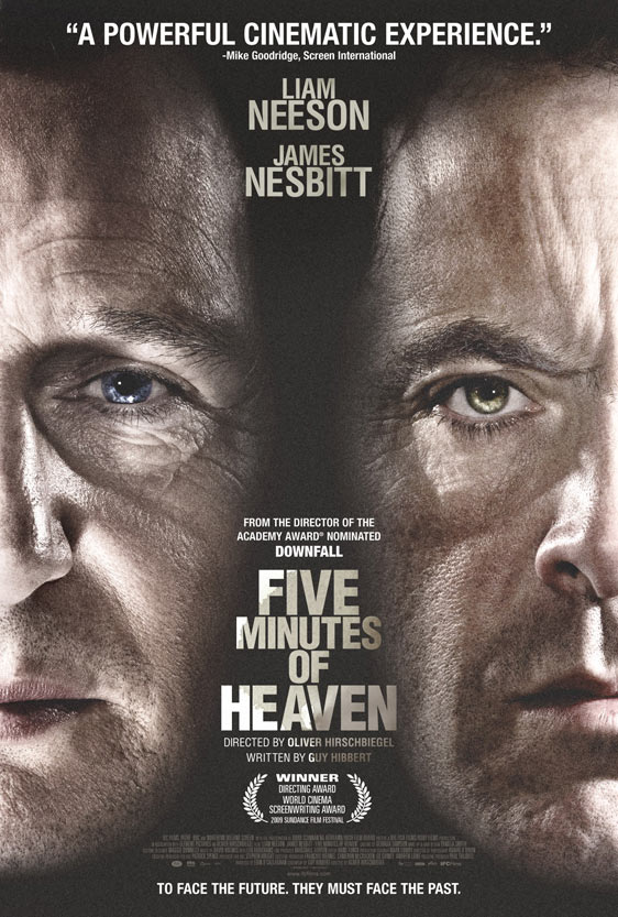Five Minutes of Heaven Poster #1