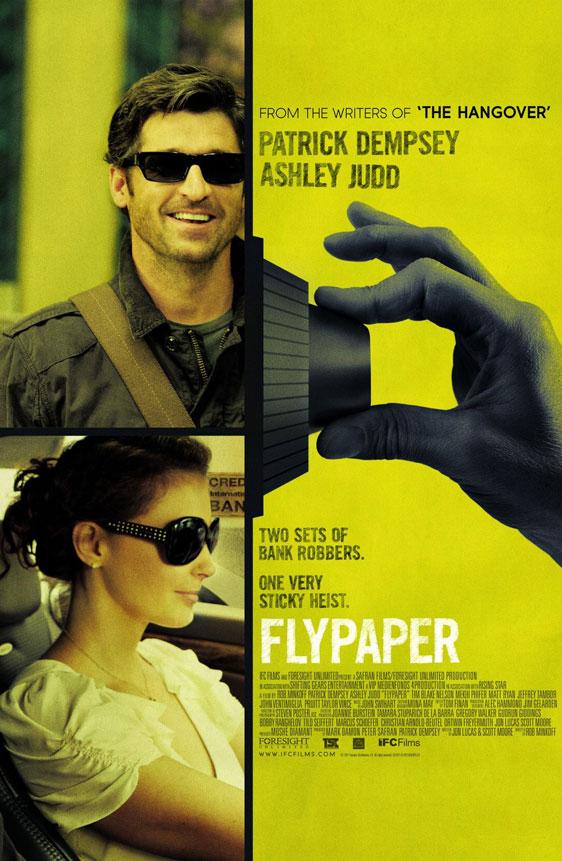 Flypaper Poster #1