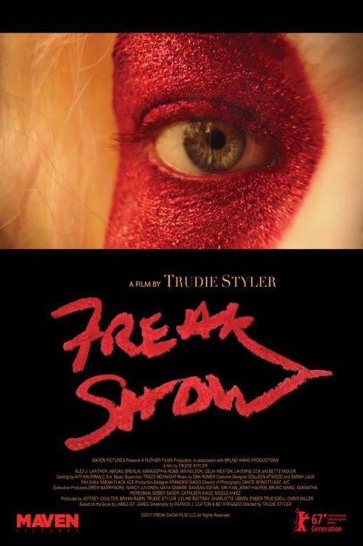 Freak Show Poster #1