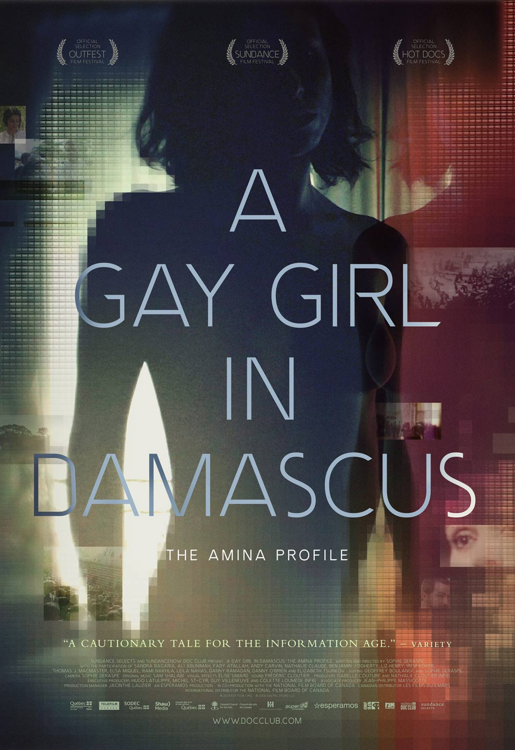 A Gay Girl in Damascus: The Amina Profile Poster #1
