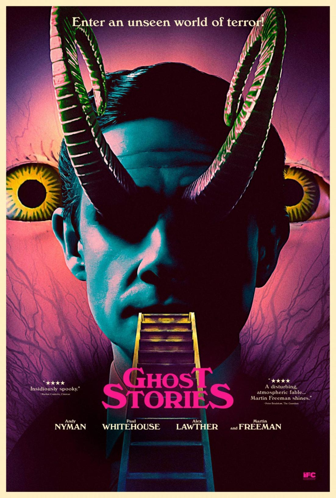 Ghost Stories Poster #5