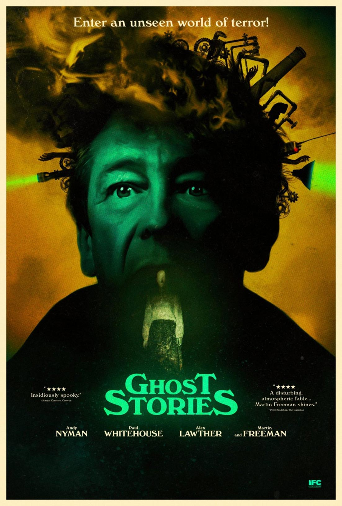 Ghost Stories Poster #6