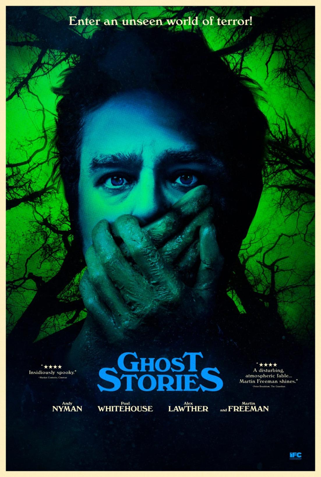 Ghost Stories Poster #7