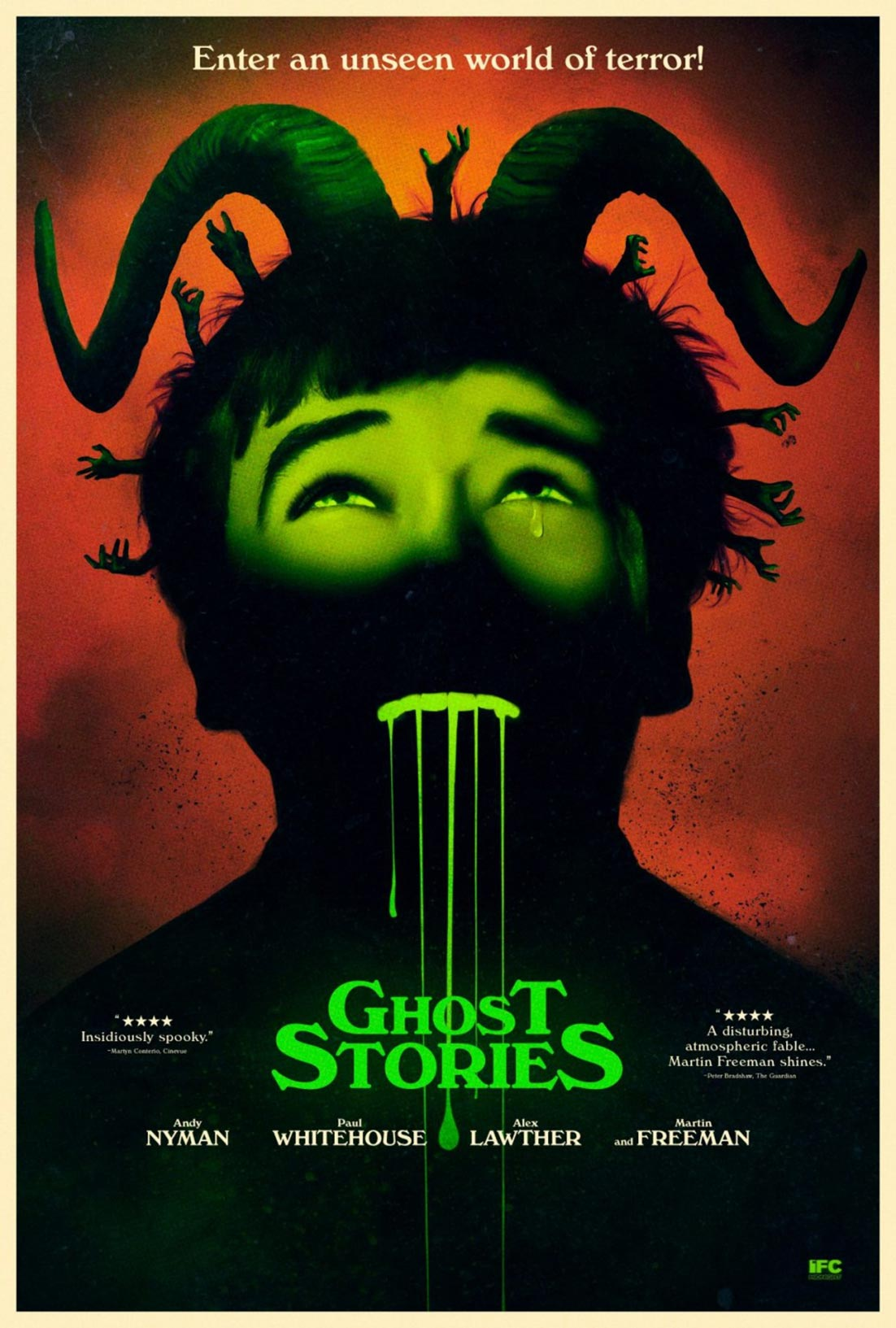Ghost Stories Poster #8