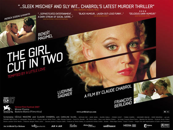 A Girl Cut in Two (La Fille coupée en deux) Poster #2