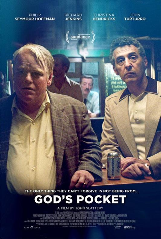 God's Pocket Poster #1