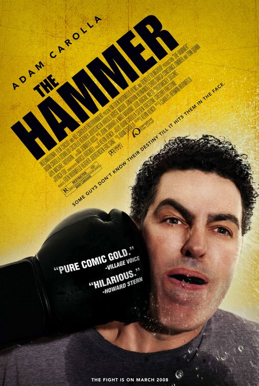 The Hammer Poster #1
